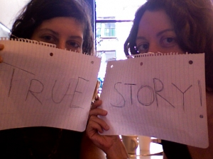 TRUE STORY: Nonfiction at KGB--Back in February 2010