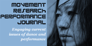 Movement Research Performance Journal